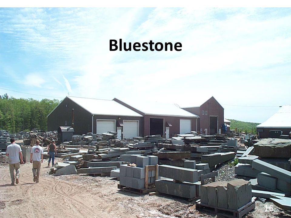 Bluestone 16