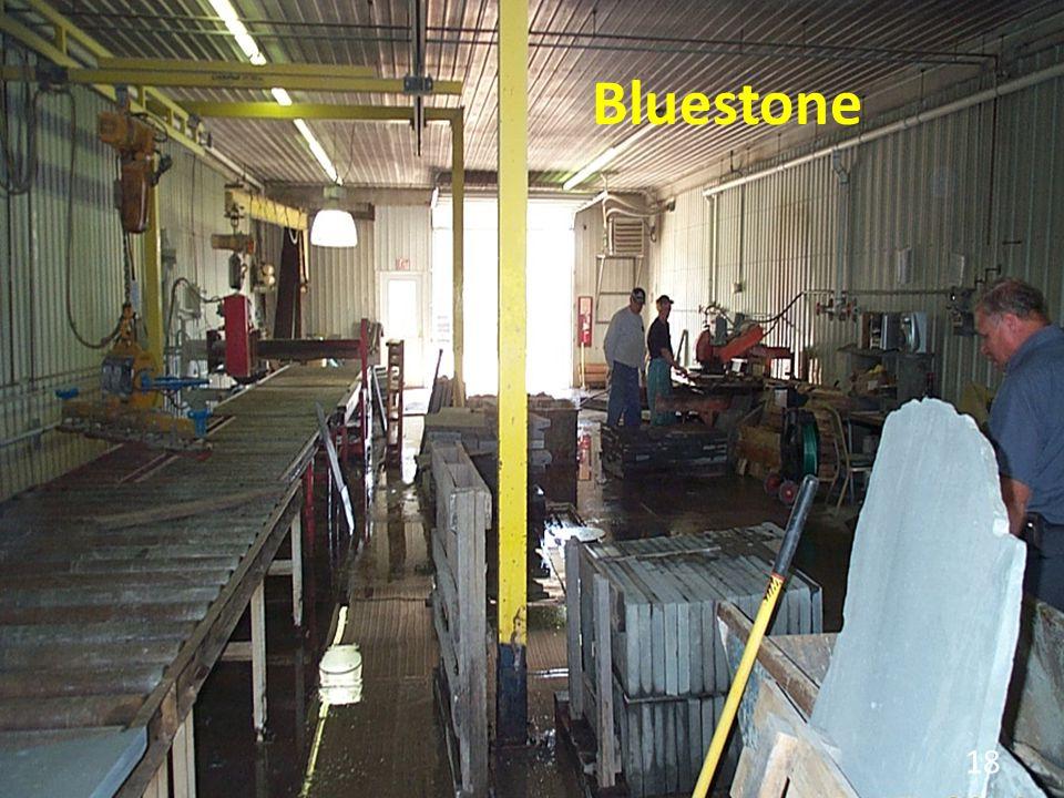 Bluestone 18