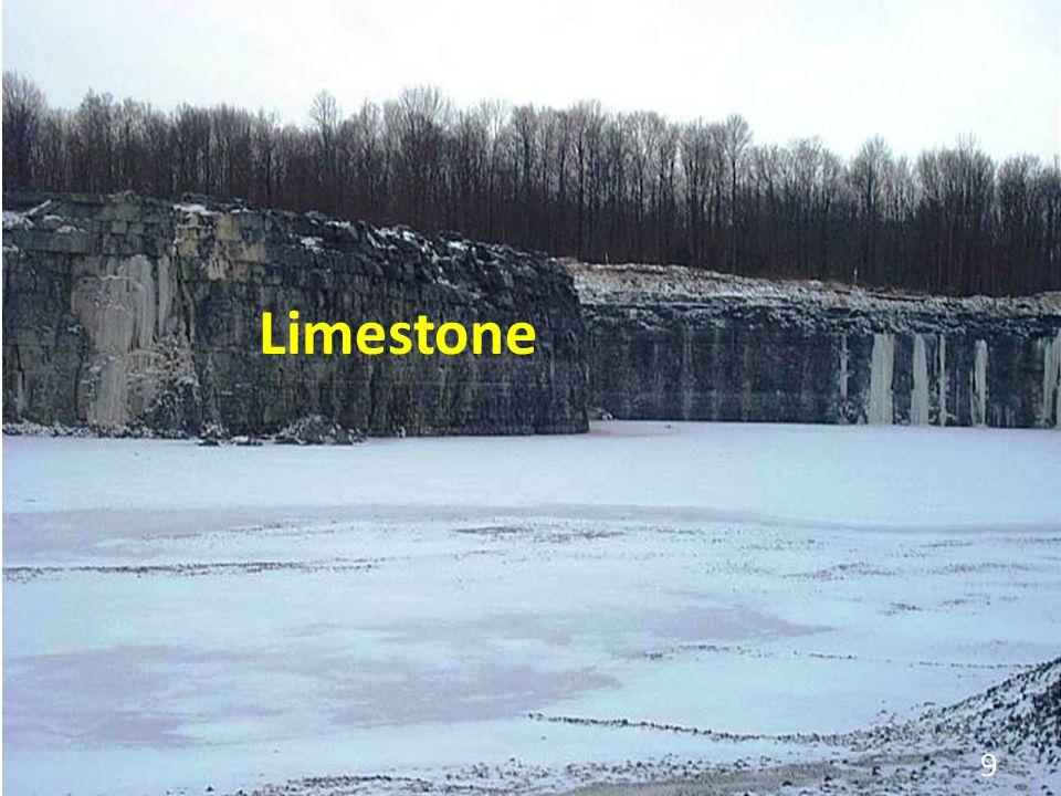 Limestone 9