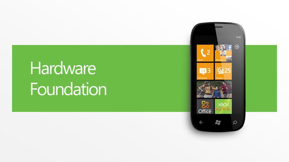 Hardware Foundation