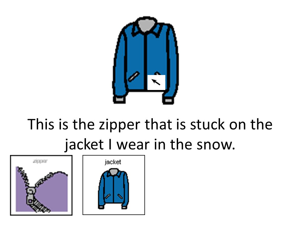 Resources - Neitzel, S. (1994). The Jacket I Wear In The Snow, Greenwillow Books.