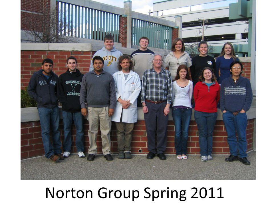 Norton Group Spring 2011 N
