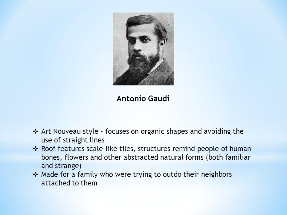 49.Antoni Gaudi. Casa Batllo. (1905-1907 AD) Barcelona, Spain.