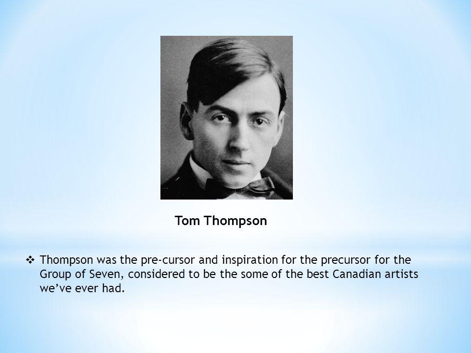 50.Tom Thompson. Jack Pine. (1916) Oil on canvas.