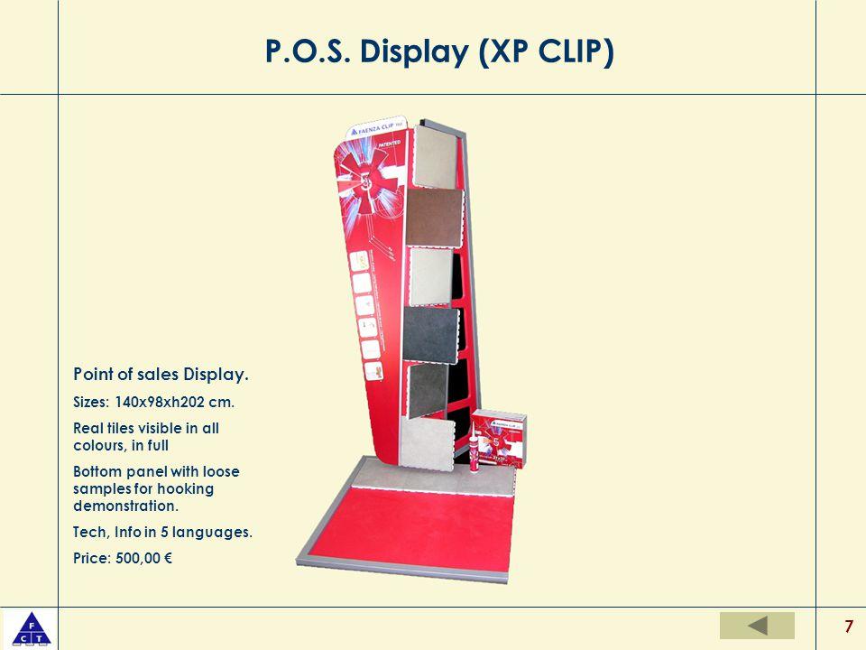 8 Presentation on CD (DP CD CLIP) Presentation on CD.