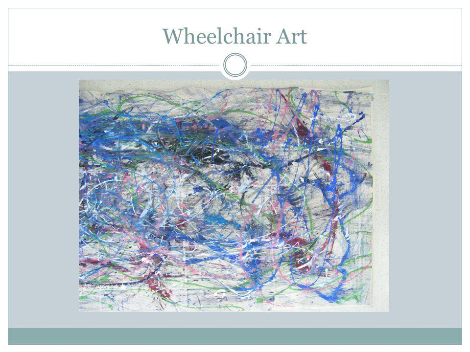 Wheelchair Art