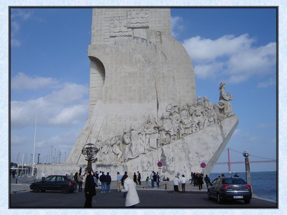 A monument celebrating the early explorers was erected in 1960. The structure is patterned after the prow of a ship. It is called the Monument to the