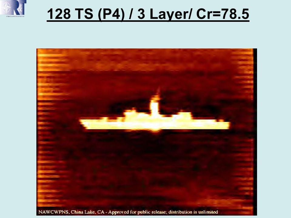 128 TS (P4) / 3 Layer/ Cr=78.5
