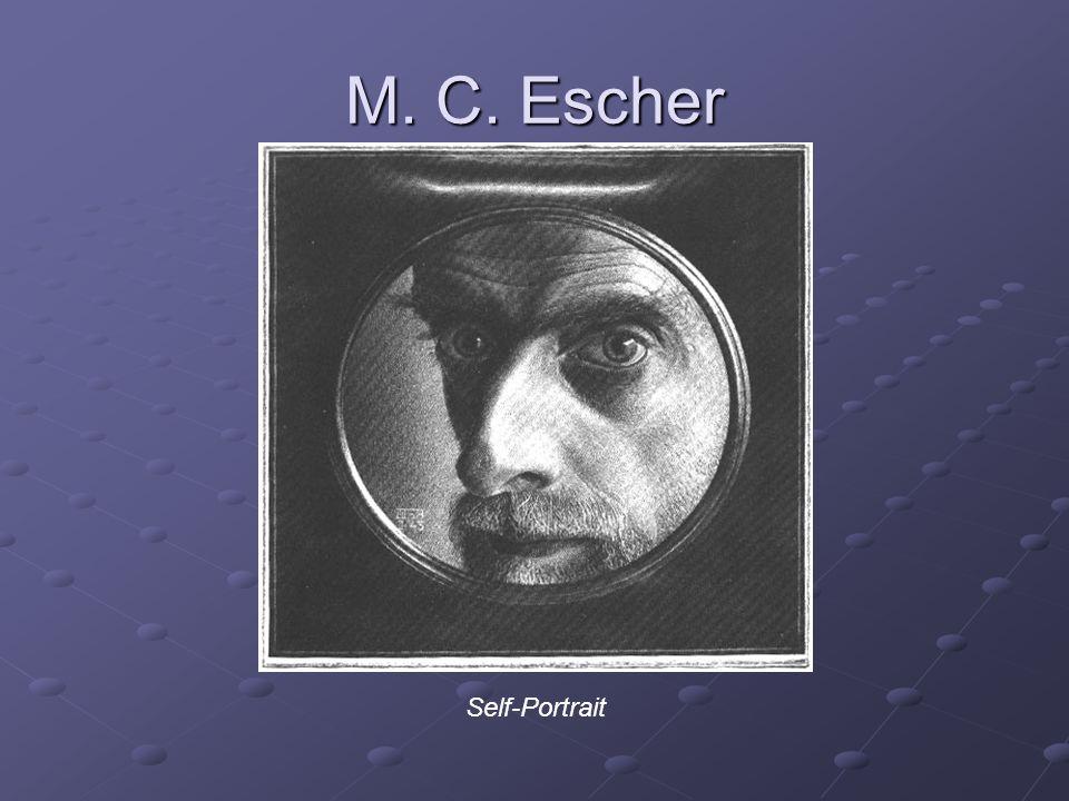 Scarabs, 1953 Tessellation by M. C. Escher