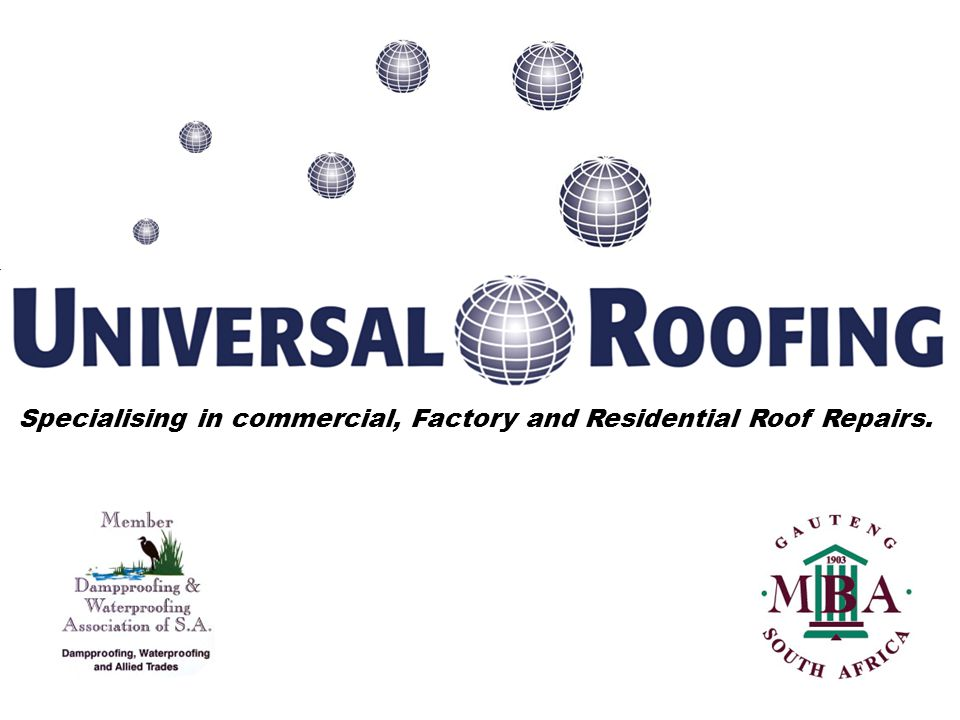 Specialising in commercial, Factory and Residential Roof Repairs.