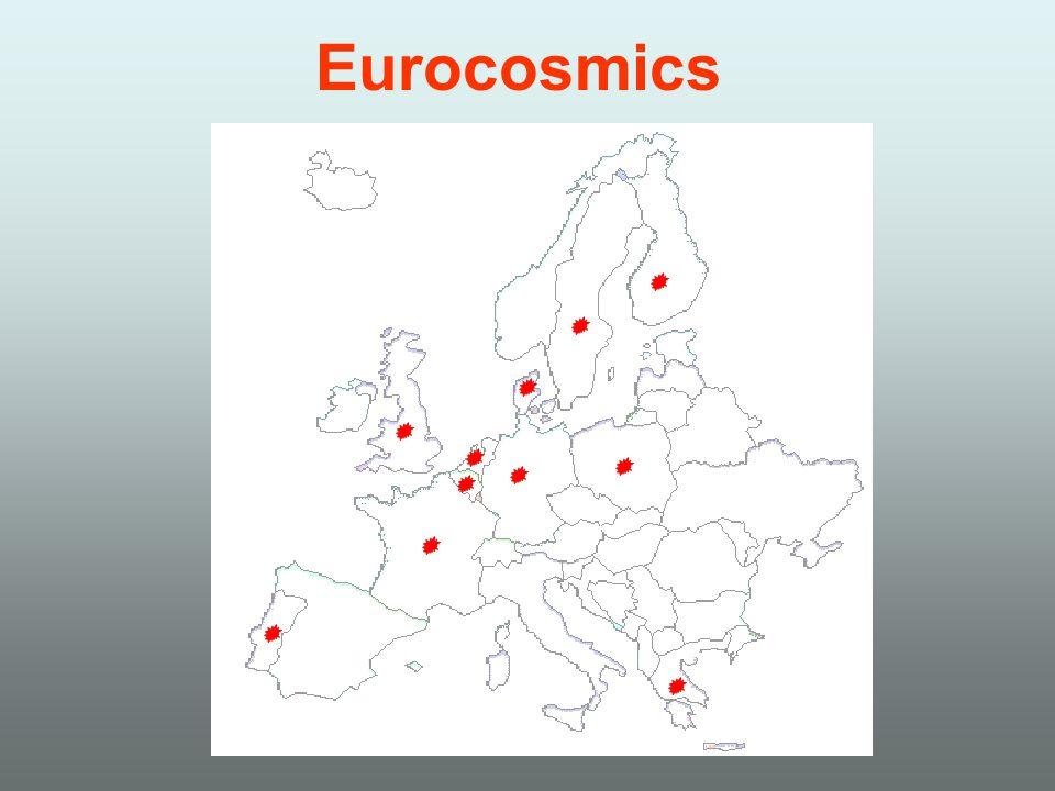 Eurocosmics