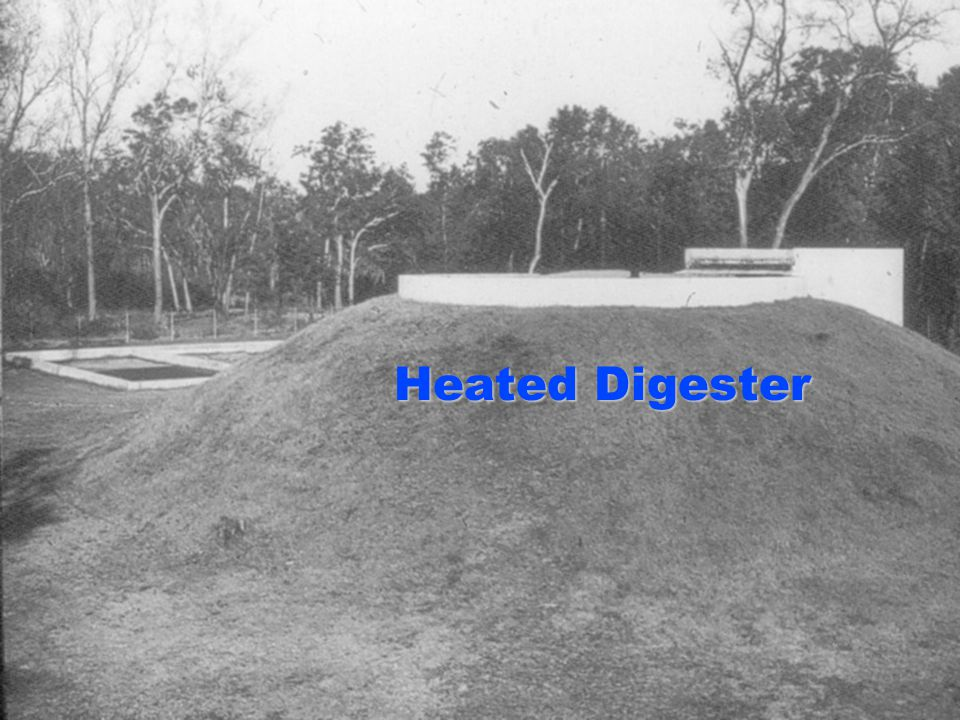 Heated Digester
