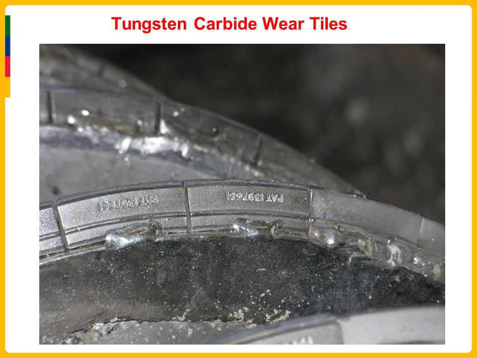 Tungsten Carbide Wear Tiles