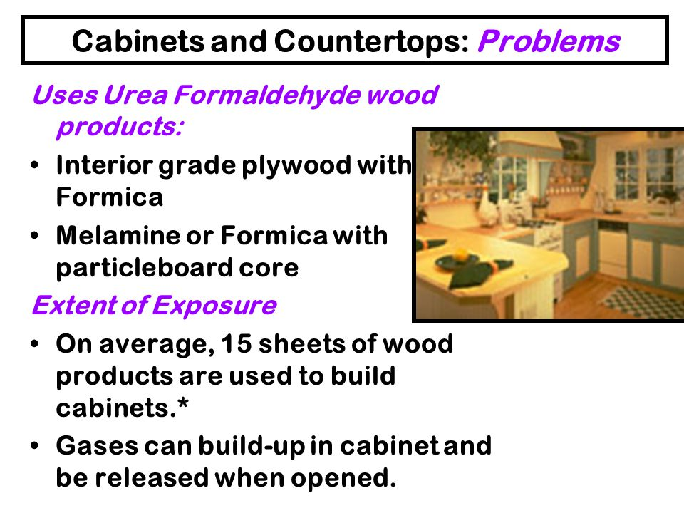 Hierarchy of Alternatives: Less Toxic Subflooring Exterior Grade Plywood with Phenol Formaldehyde Has a water-resistant glue Air well Off-gasses at a