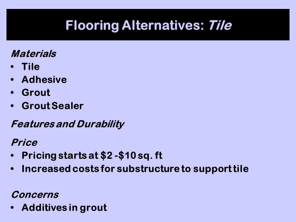 Flooring Alternatives: Linoleum Versus Vinyl Features and Durability More durable than vinyl, not as brittle as vinyl. As it continues to oxidize and