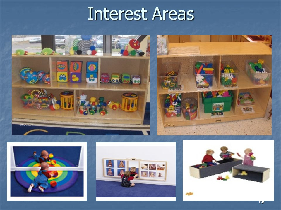 Interest Areas 19