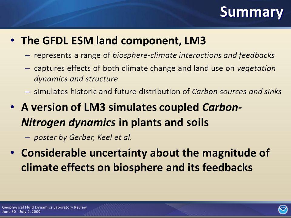 Geophysical Fluid Dynamics Laboratory Review June 30 - July 2, 2009 Geophysical Fluid Dynamics Laboratory Review June 30 - July 2, 2009