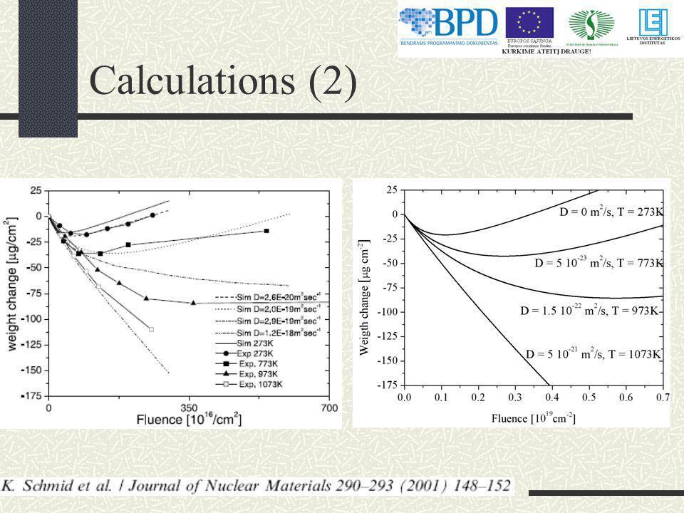 Calculations (2)