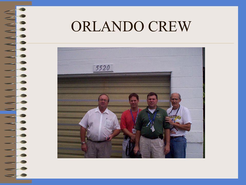 ORLANDO CREW