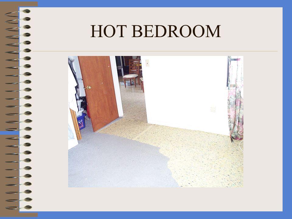 HOT BEDROOM
