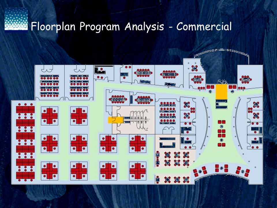 Floorplan Program Analysis - Commercial