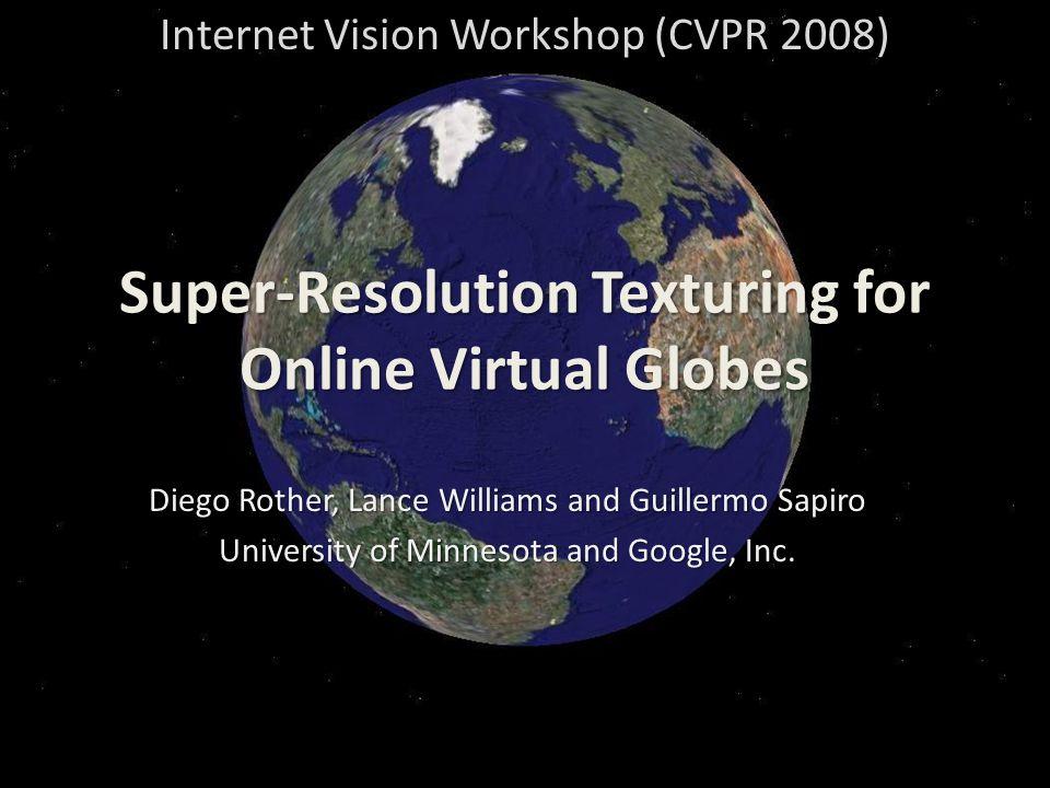 Online Virtual Globes