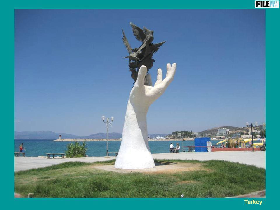 Metin Yurdanur Abdi Ipekci Park, Turkey