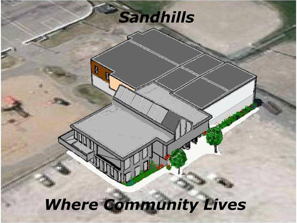 Where Community Lives Sandhills