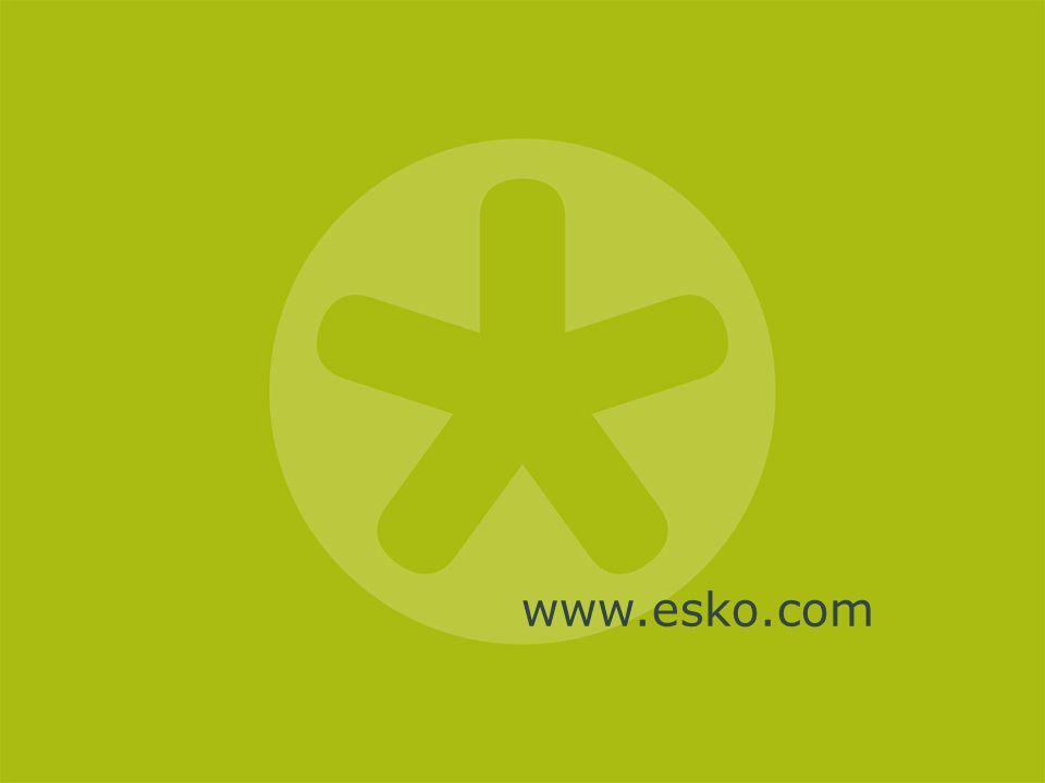 39 www.esko.com