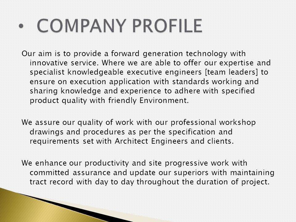 Our aim is to provide a forward generation technology with innovative service. Where we are able to offer our expertise and specialist knowledgeable e