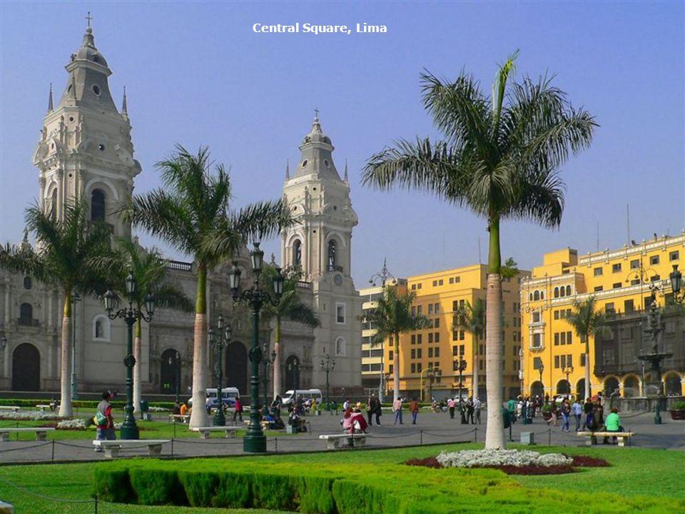 Central Square, Lima