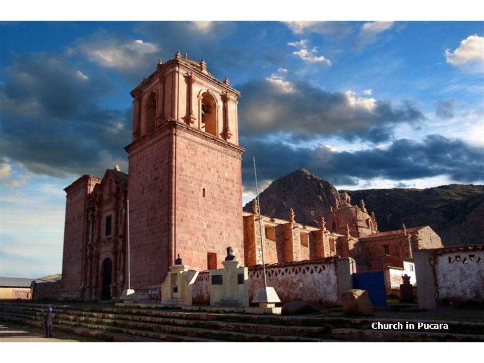 Church in Pucara