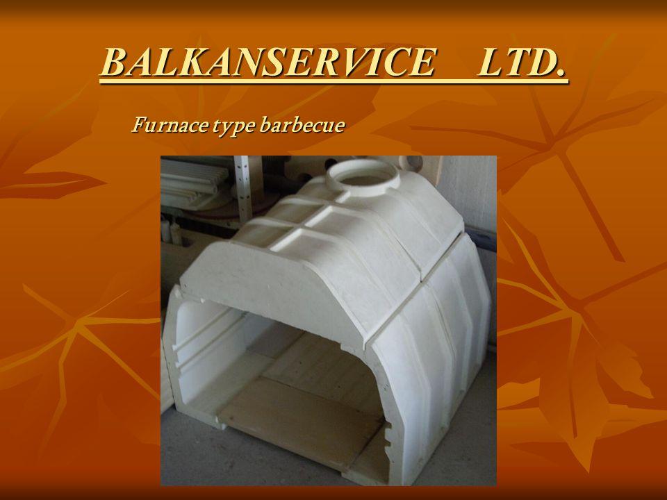 BALKANSERVICE LTD. Electroceramics