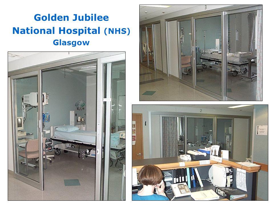 Golden Jubilee National Hospital (NHS) Glasgow