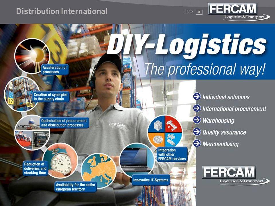 Index Distribution International
