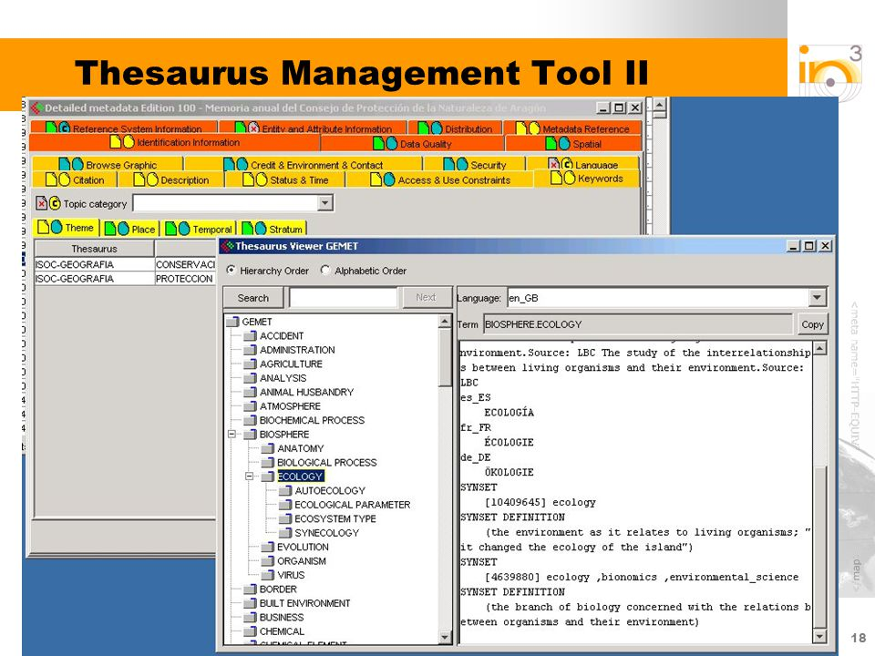 2-jun-1418 Thesaurus Management Tool II