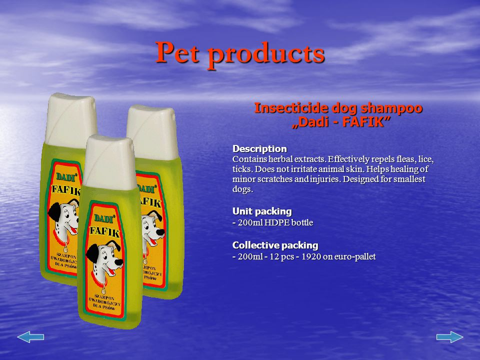 Cleaning products Cera-Mix Description: Emulsified lotion for cleaning ceramic plates and stainless steel dishes.