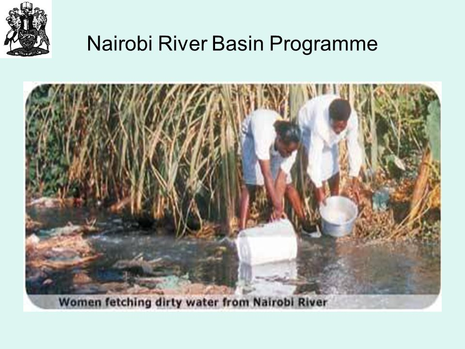 Nairobi River Basin Programme