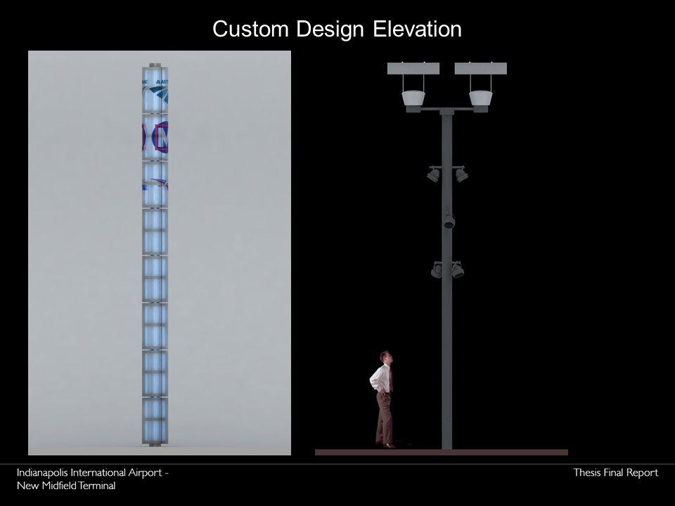 Custom Design Elevation