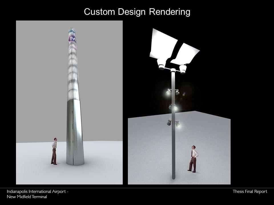 Custom Design Rendering