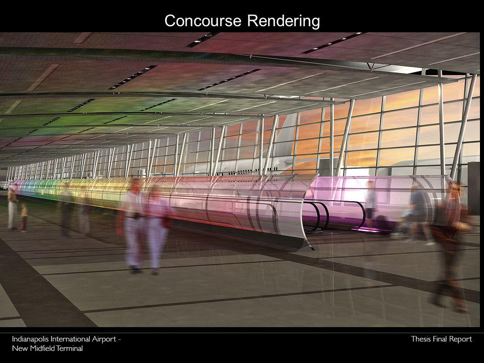 Concourse Rendering