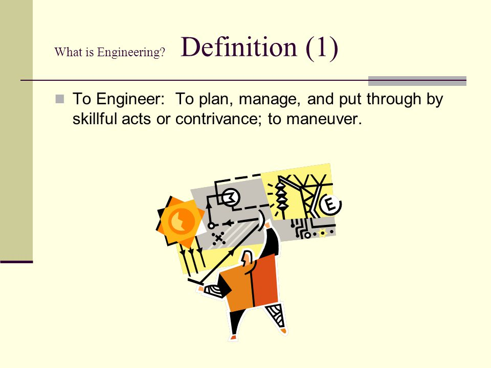 What is Engineering.
