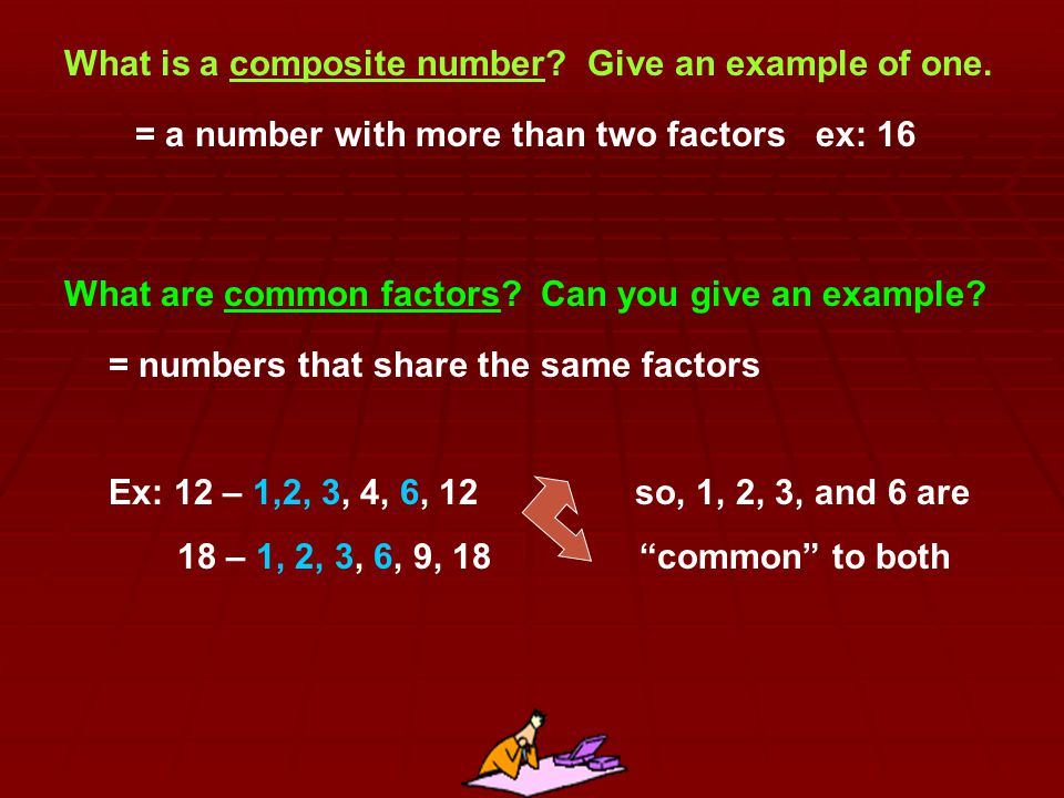 What is a prime number.Give an example of one.