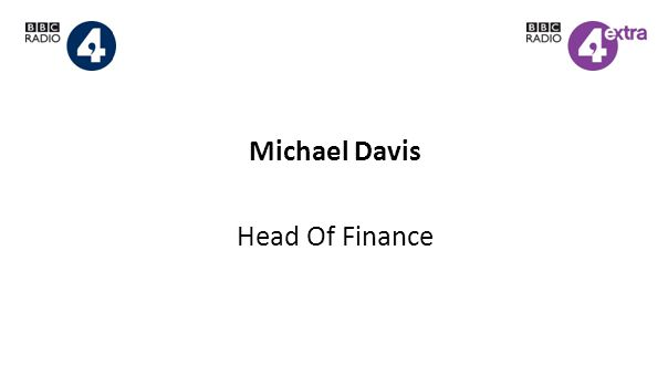 Michael Davis Head Of Finance