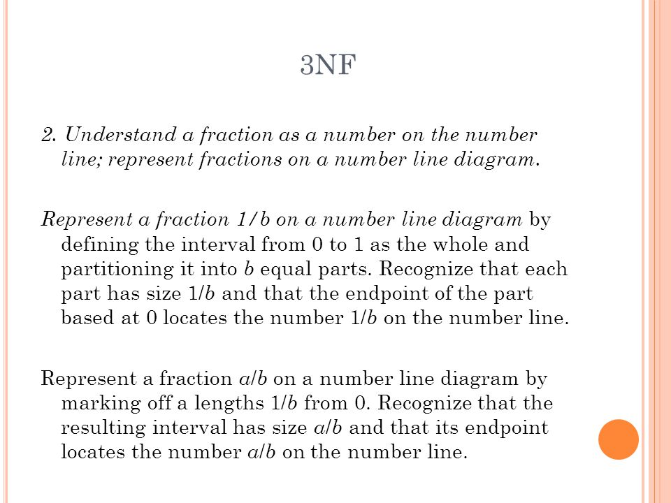 3NF 2.