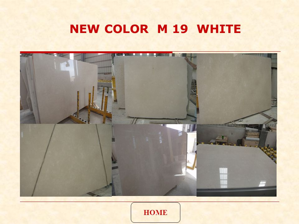 NEW COLOR M 19 YELLOW HOME