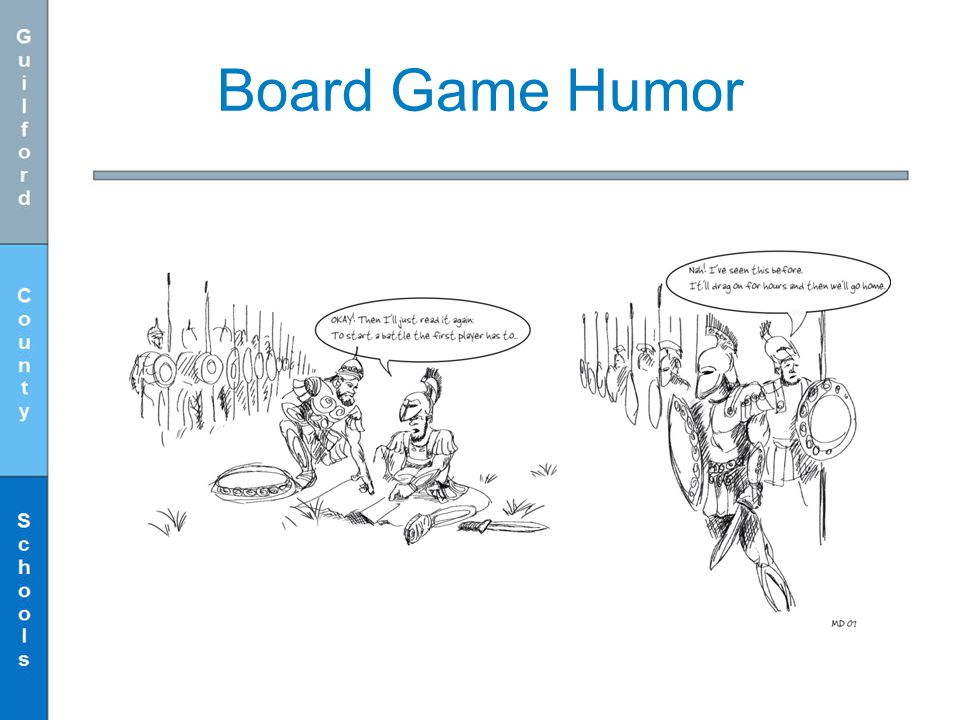 Board Game Humor