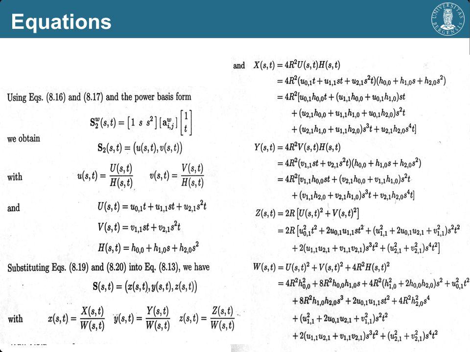 Equations Ivan Viola 23