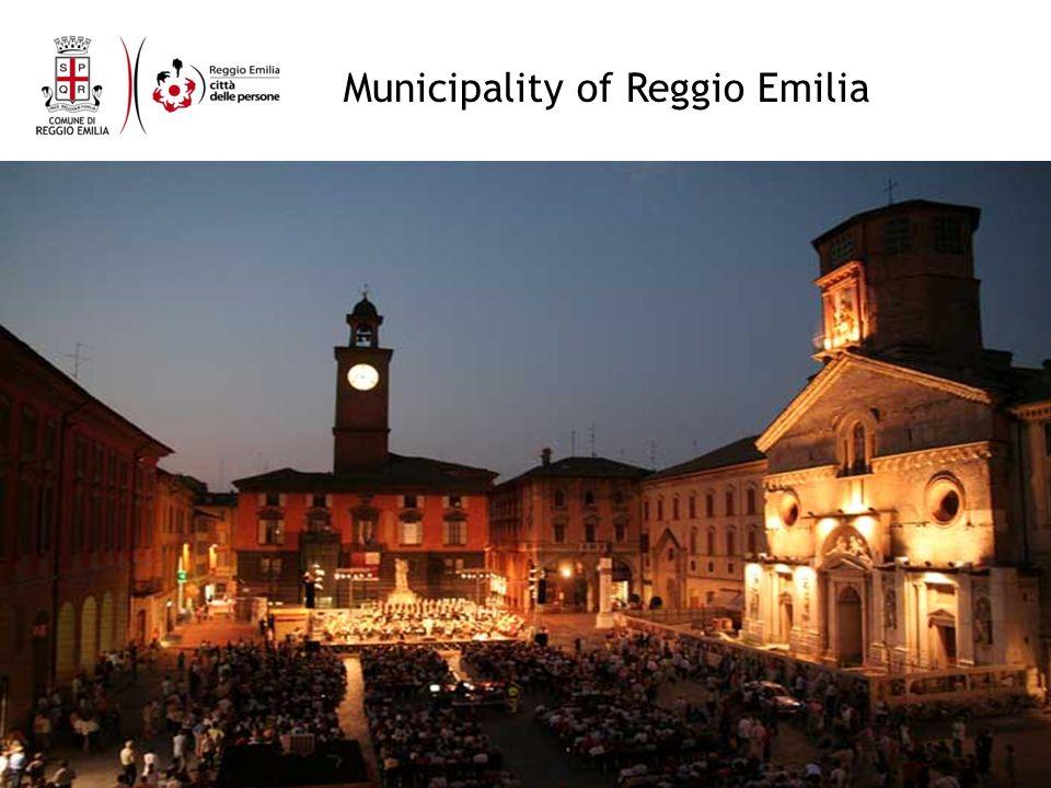 Municipality of Reggio Emilia 1