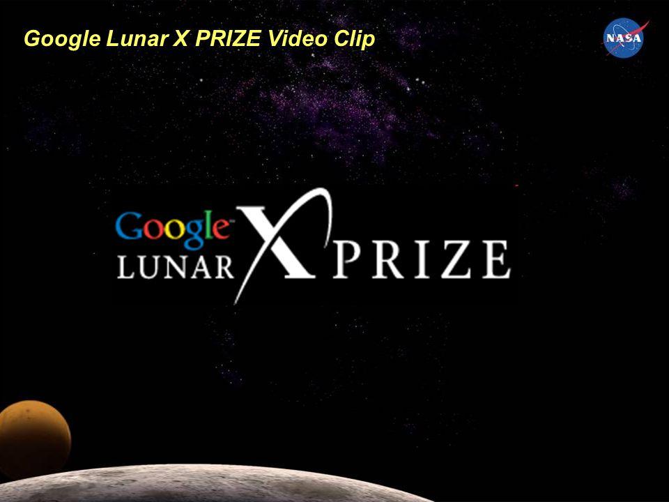 Google Lunar X PRIZE Video Clip